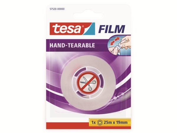 tesafilm® einreißbar, 1 Rolle, 25m:19mm, 57520-00000-02 - Produktbild 3