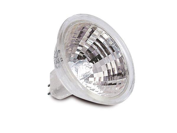 Halogen-Spiegellampe, G5,3, EEK: B, 35 W, 500 lm, 3000 K, MR16