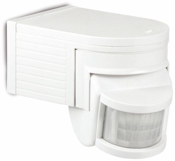 infrarot bewegungsmelder 180 wei online kaufen. Black Bedroom Furniture Sets. Home Design Ideas