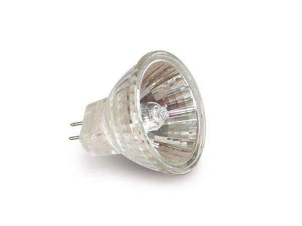 Halogen-Spiegellampen-Set, GU4, EEK: B, 20 W, 210 lm, 3000 K, MR11