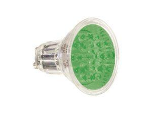 LED-Spiegellampe, GU10, EEK: B, 1,9 W, 20,3 lm