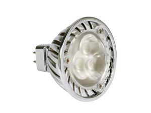 LED-Spiegellampe, MR16, 12 V