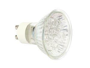 LED-Spiegellampe DAYLITE GU10-26, 1,1 W