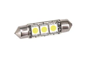 LED-Soffittenlampe, 38 mm, 8..30 V-, 0,7 W