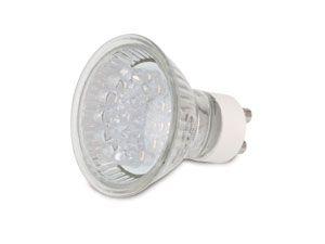 LED-Spiegellampe, GU10, 230 V, 1,2 W - Produktbild 1