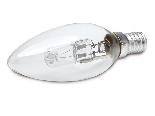 Halogen-Glühlampe, 18 W, 3 Stück
