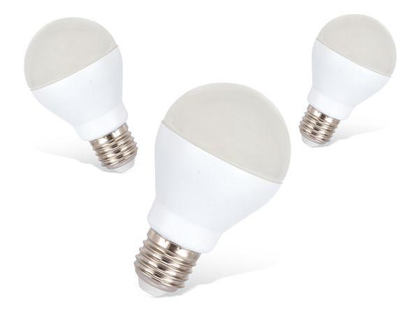 LED-Lampe DAYLITE G-E27-470W, 6,5 W, 470 lm, 3 Stück - Produktbild 1
