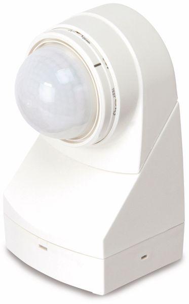 Bewegungsmelder REV McSENSOR 360°, IP55, weiß