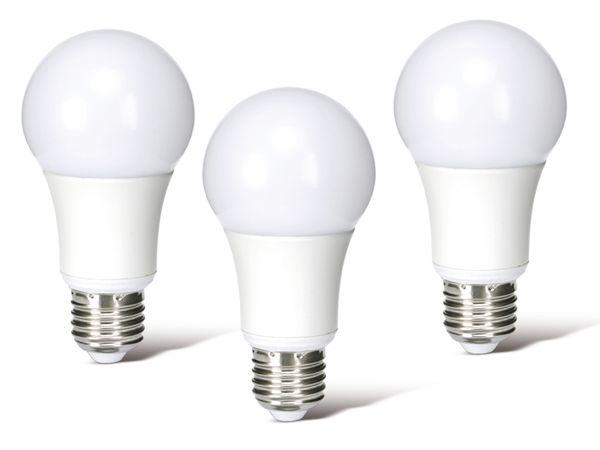 LED-Lampe DAYLITE G-E27-886-W, 9,3 W, 886 lm, 3 Stück