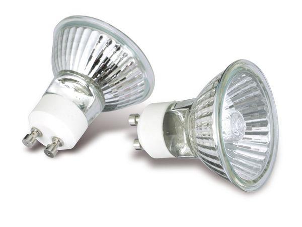 Halogen-Spiegellampe, GU10 - Produktbild 1