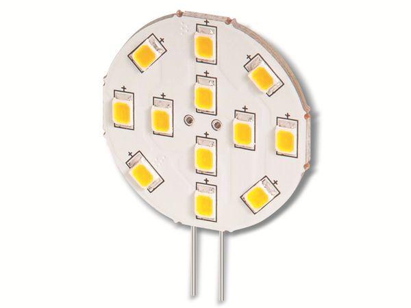 LED-Lampe, G4, 10...15 V-/~, 2 W, warmweiß - Produktbild 1