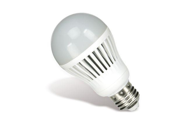 LED-Lampe, E27, 230 V~, 7 W, 580 lm, weiß