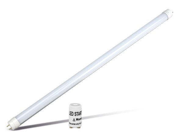 LED-Röhre, 60 cm, G13, EEK: A+, 11 W, 750 lm, 3000 K, 120°, T8 - Produktbild 1