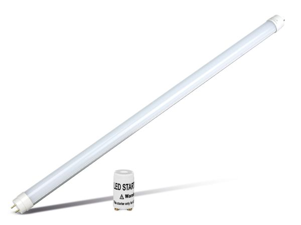 LED-Röhre, 150 cm , G13, EEK: A+, 23 W, 1900 lm, 3000 K, 120°, T8 - Produktbild 1