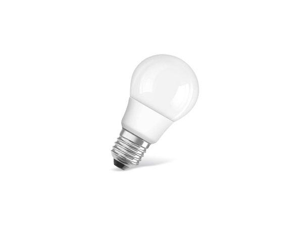 LED-Lampe OSRAM SUPERSTAR CLASSIC A55, E27, EEK: A+, 6 W, 470 lm, 4000 K