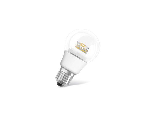 LED-Lampe OSRAM SUPERSTAR CLASSIC A55, E27, EEK: A+, 6 W, 470 lm, 2700 K