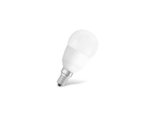 LED-Lampe OSRAM SUPERSTAR CLASSIC P40, E14, EEK: A+, 6 W, 470 lm, 2700 K