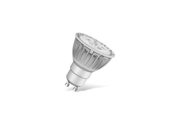 LED-Lampe OSRAM SUPERSTAR PAR16, GU10, EEK: A+, 5,5 W, 350 lm, 2700 K