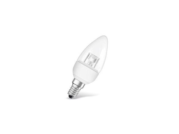 LED-Lampe OSRAM STAR CLASSIC B, E 14, EEK: A+, 4W, 250 lm, 2700 K