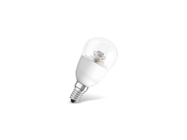 LED-Lampe OSRAM STAR CLASSIC P, E 14, EEK: A+, 5,8 W, 470 lm, 2700 K