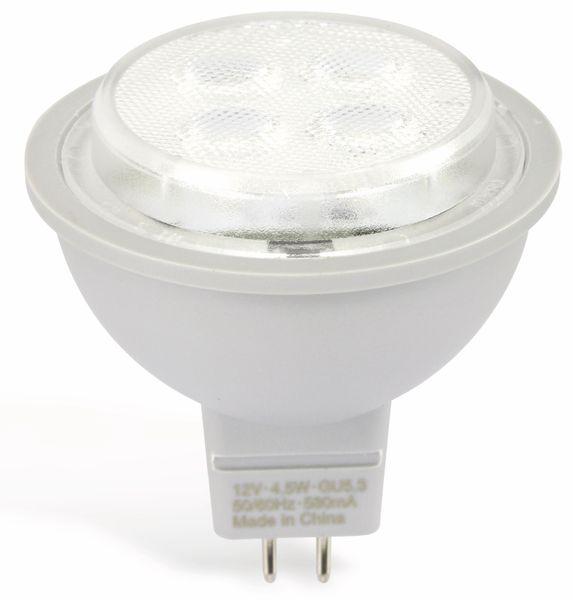 LED-Lampe OSRAM STAR MR16, GU5.3, EEK: A+, 5 W, 350 lm, 2700 K - Produktbild 1