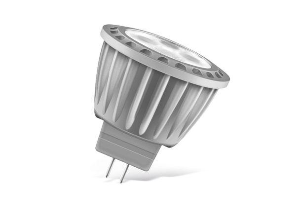 LED-Lampe OSRAM STAR, GU4, EEK: A+, 3,7W, 200lm, 2700K