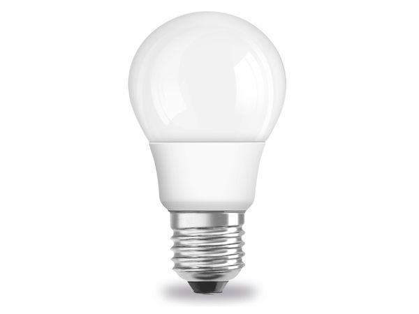 LED-Lampe OSRAM STAR CLASSIC, E27, EEK: A+, 6 W, 470 lm, 2700 K