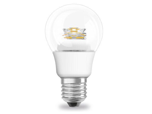 LED-Lampe OSRAM STAR CLASSIC A, 6 W, 470 lm, 2700 K