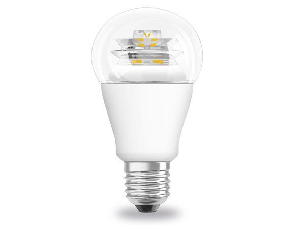 LED-Lampe OSRAM STAR CLASSIC A, E27, EEK: A+, 10 W, 806 lm, 2700 K