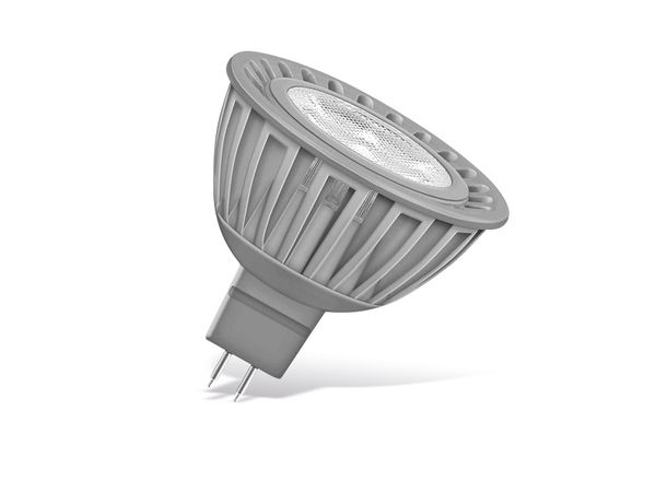 LED-Lampe OSRAM SUPERSTAR MR16, GU5.3, EEK: A+, 5 W, 350 lm, 4000 K
