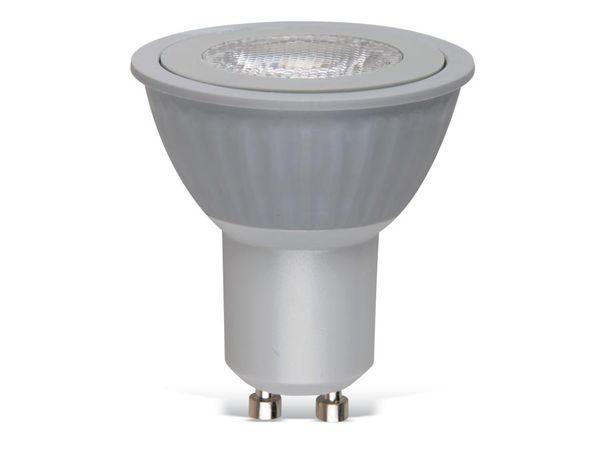 LED-Lampe JEDI LIGHTING, GU10, EEK: A+ 4,4 W, 240 lm, 3000K, warmweiß
