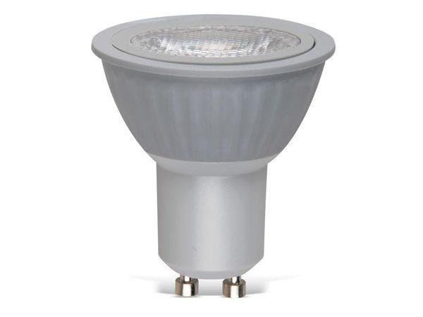 LED-Lampe JEDI LIGHTING, GU10, EEK: A+ 6 W, 350 lm, 3000K, dimmbar