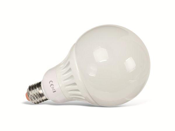 RGB LED-Lampe mit Fb. JEDI LIGHTING, E27, EEK: A, 13 W, 806 lm, 3000 K - Produktbild 1