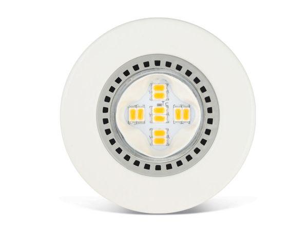 LED-Einbauleuchte JEDI Optima W50, weiß, 230 V~, 345 lm, 3000 K, 3 Stück - Produktbild 1