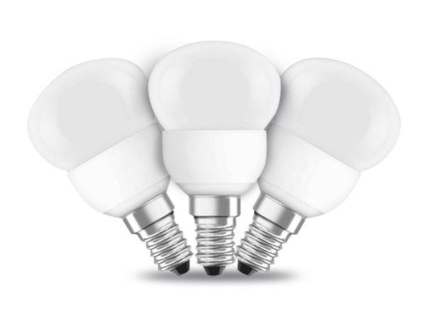 LED-Lampe OSRAM STAR CLASSIC P, 3,6 W, 250 lm, 2700 K, 3 Stück