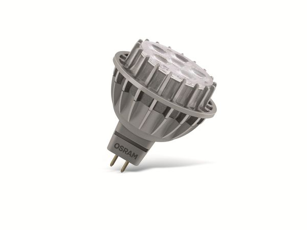 LED-Lampe OSRAM SUPERSTAR MR16 GU5.3, EEK: A+, 8,5 W, 621 lm, 4000 K - Produktbild 1
