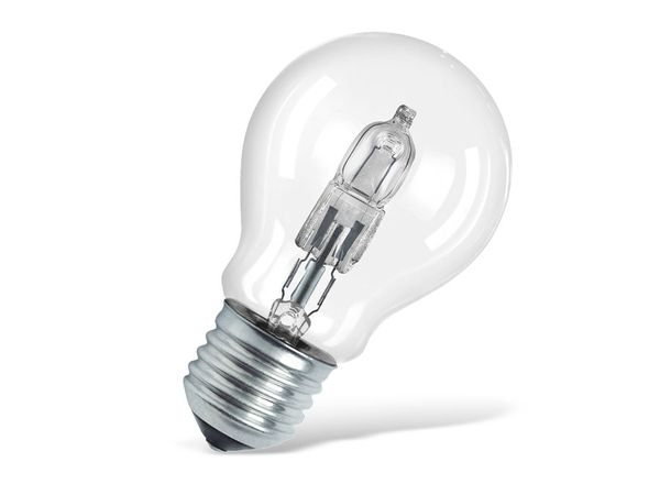 Halogen-Lampe OSRAM CLASSIC A, E27, EEK: D, 57 W, 915 lm