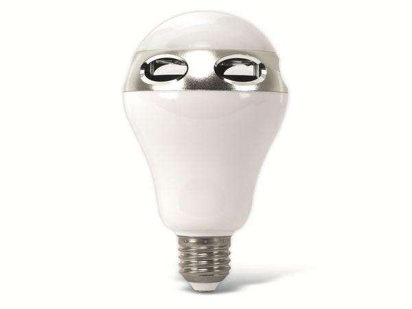 LED-Lampe mit Lautsprecher CAT SOUND BULB