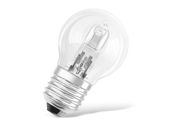 Halogen-Lampe OSRAM CLASSIC P, E27, EEK: D, 30 W, 405 lm