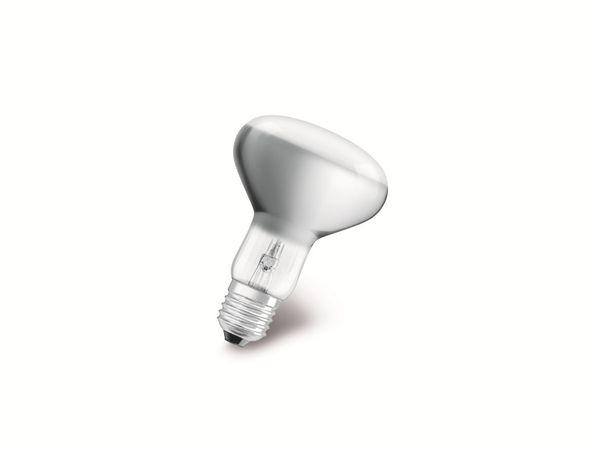 Halogen-Lampe OSRAM CLASSIC R80, E27, EEK: D, 46 W, 300 lm