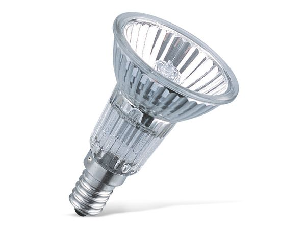 Halogen-Spiegellampe OSRAM HALOPAR, E14, EEK: D, 40 W, 250 lm, 2 Stück