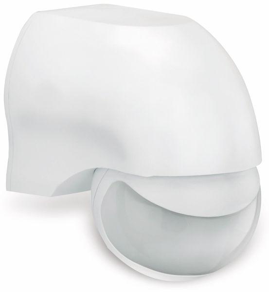 Bewegungsmelder SONERO X-IMS010, 180°, IP44, schwenkbar, weiß - Produktbild 2