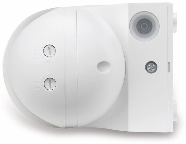 Bewegungsmelder SONERO X-IMS010, 180°, IP44, schwenkbar, weiß - Produktbild 4