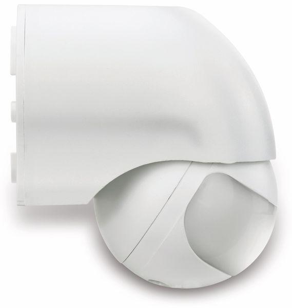 Bewegungsmelder SONERO X-IMS010, 180°, IP44, schwenkbar, weiß - Produktbild 5