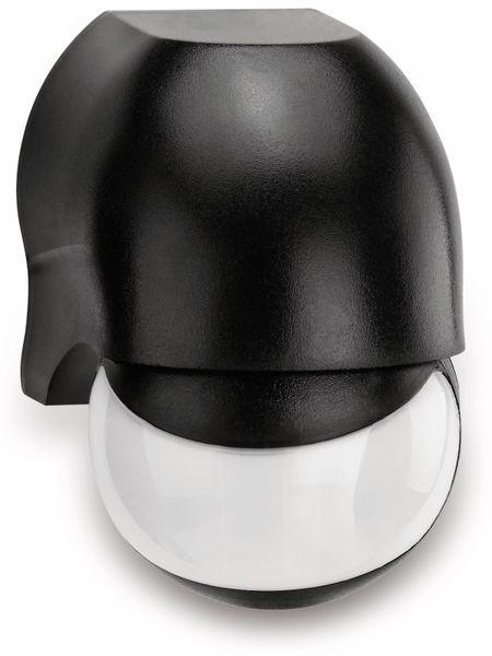 Bewegungsmelder SONERO X-IMS011, 180°, IP44, schwenkbar, schwarz