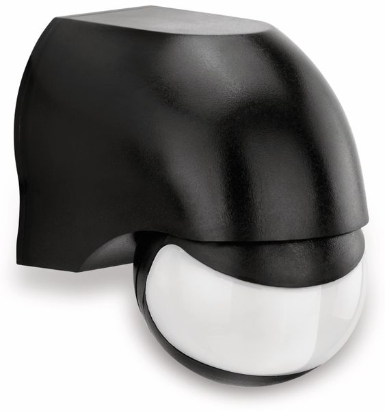Bewegungsmelder SONERO X-IMS011, 180°, IP44, schwenkbar, schwarz - Produktbild 2