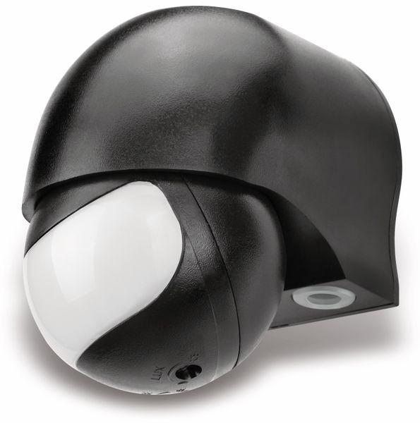Bewegungsmelder SONERO X-IMS011, 180°, IP44, schwenkbar, schwarz - Produktbild 3