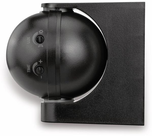 Bewegungsmelder SONERO X-IMS011, 180°, IP44, schwenkbar, schwarz - Produktbild 4