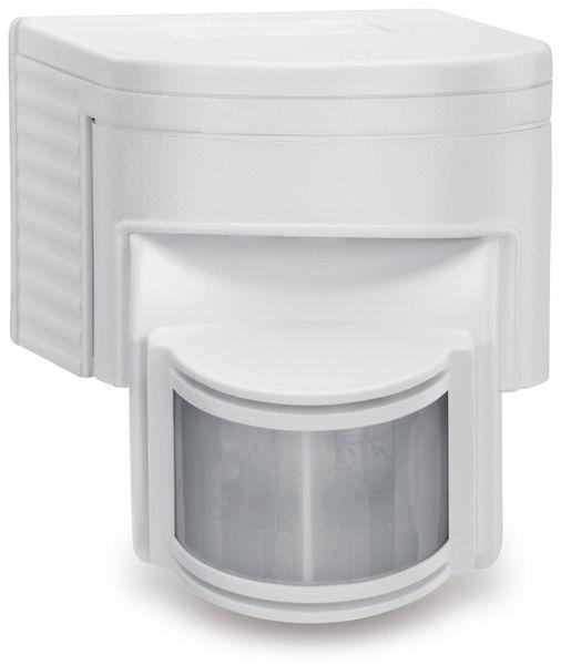 Bewegungsmelder SONERO X-IMS030, 180°, IP44, schwenkbar, weiß - Produktbild 1