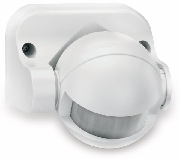 Bewegungsmelder SONERO X-IMS040, 180°, IP44, schwenkbar, weiß - Produktbild 1